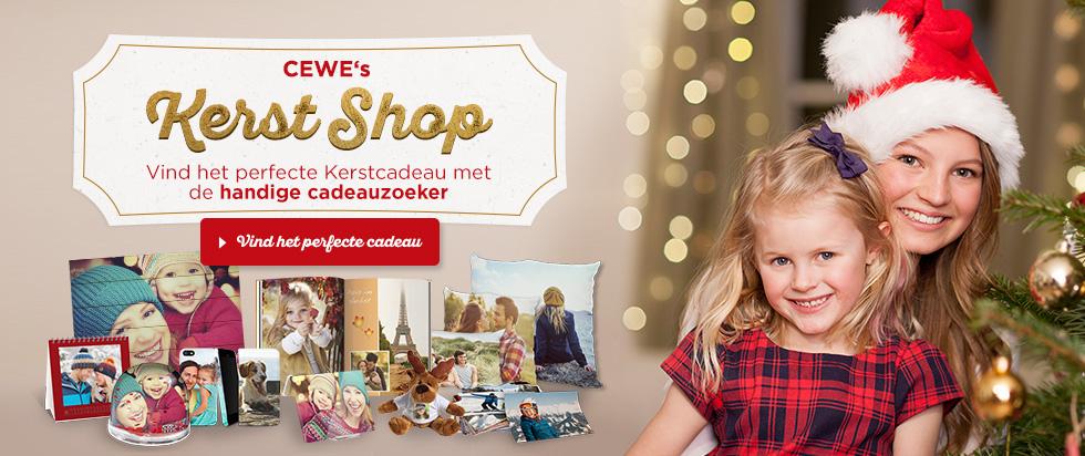 Cewe's Kerstshop