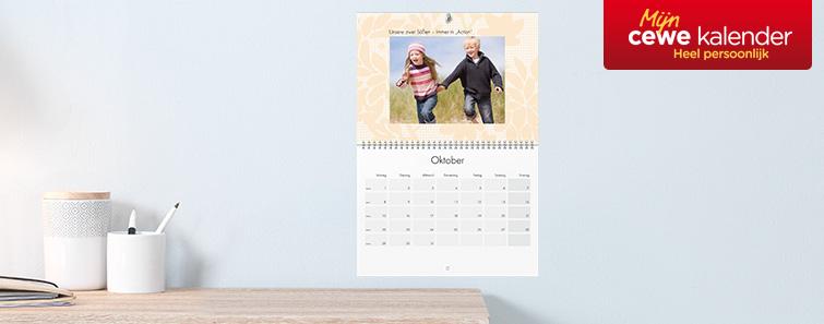 Afsprakenkalenders
