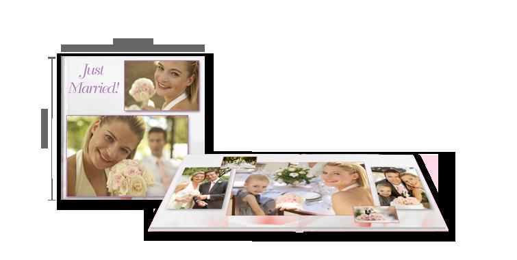 CEWE FOTOBOEK XL: op fotopapier mat