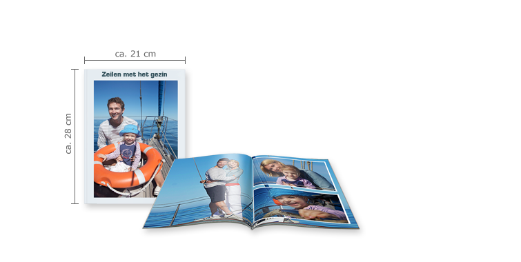 CEWE FOTOBOEK large softcover