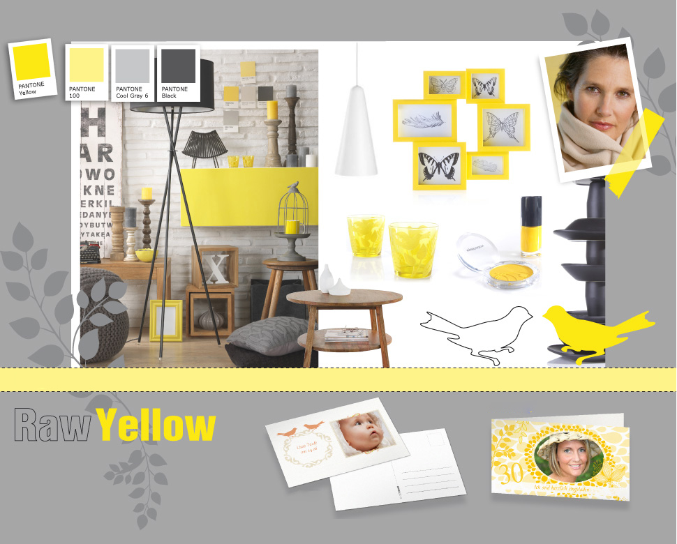 Raw Yellow