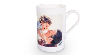 TASSE PHOTO EN PORCELAINE