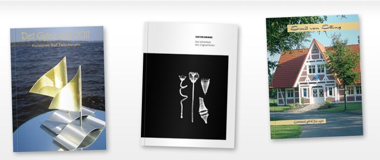 Eksempler på fotobøker