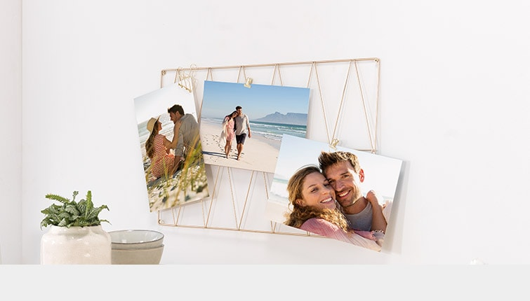 Forstørrelser på fotopapir