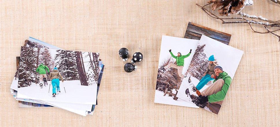 Fremkalling av dine digitale bilder