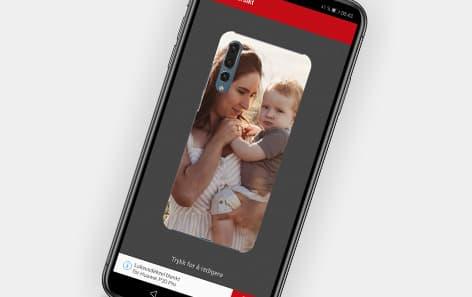 Mobildeksler i app