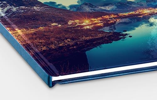 Innbinding i hardcover