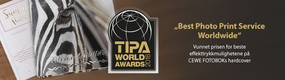 TIPA - World Awards 2018