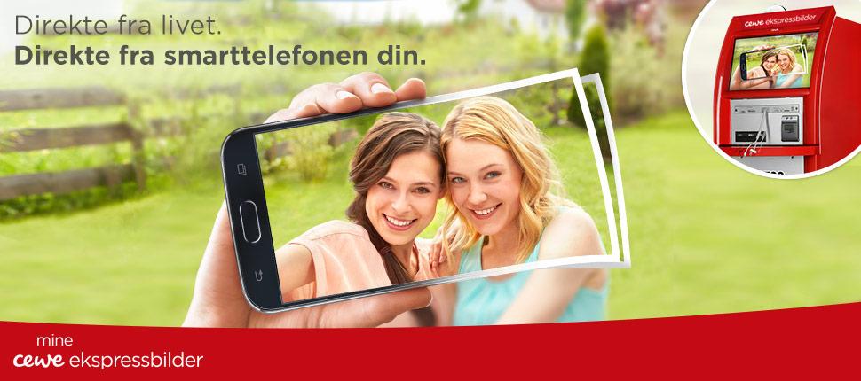 Direkte fra livet - Direkte fra smarttelefonen din.