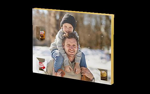 Adventskalender med Ferrero® Pralines