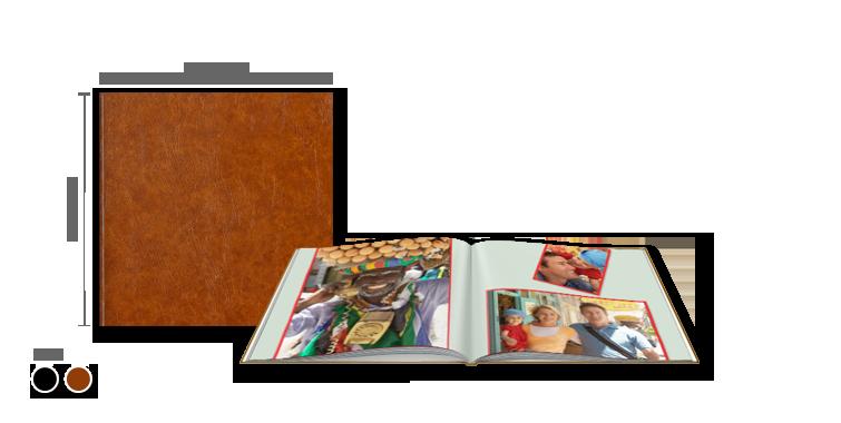 CEWE FOTOBOK XL: Kunstlær