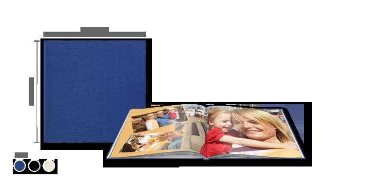 CEWE FOTOBOK XL: Luksuslerretsinnbinding