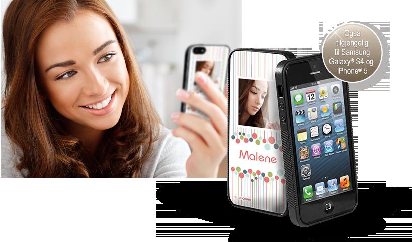 Beskytter og ser godt ut: Vårt iPhone 5® deksel