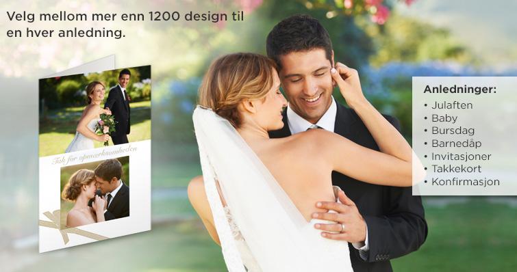 CEWE CARDS – Over 1.200 design
