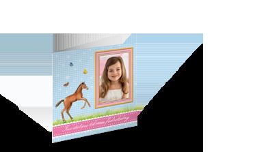 FOLDEKORT 14x14 CM - Prisen gjelder 10 kort, med konvolutter inkludert!
