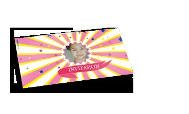 KORT (ENSIDIG) - Prisen gjelder 10 kort, med konvolutter inkludert!
