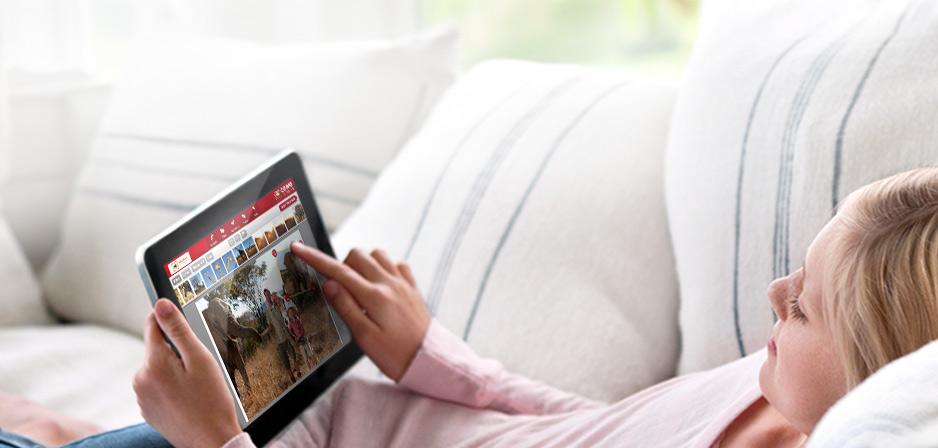 CEWE FOTOŚWIAT App na smartfony i tablety
