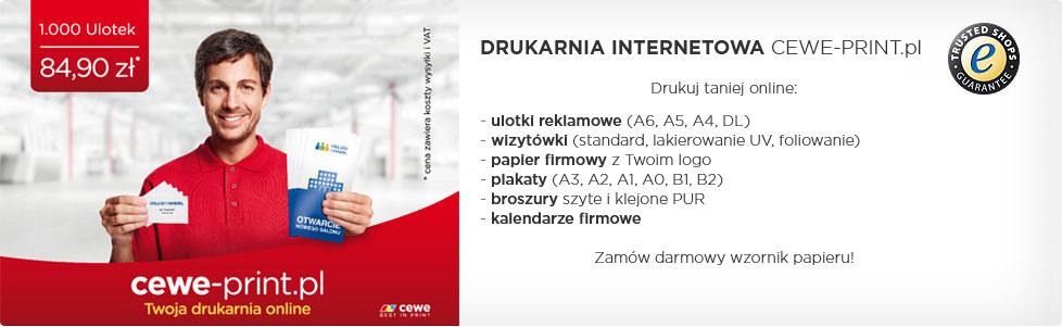 Drukarnia internetowa CEWE-PRINT.PL