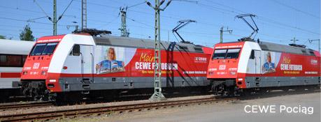 Pociąg CEWE