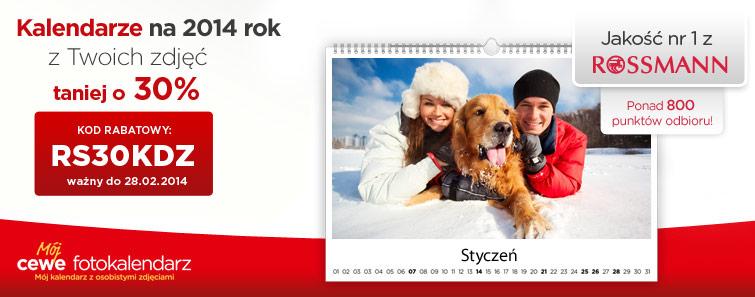 Fotokalendarze ze zdjęciem