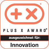 Logo Plus X Award