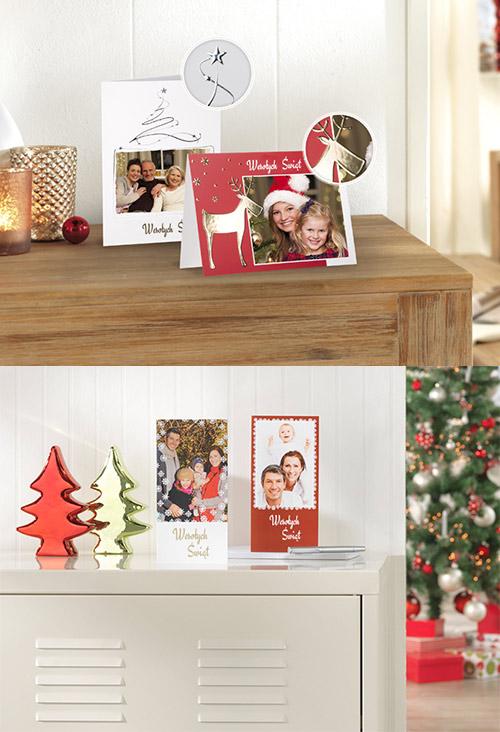 Warto także podtrzymywać tradycję wysyłania bliskim kartek bożonarodzeniowych. A co powiesz na spersonalizowane kartki z własnymi zdjęciami? Takie niespodzianki cieszą najbardziej. Jak je przygotować?