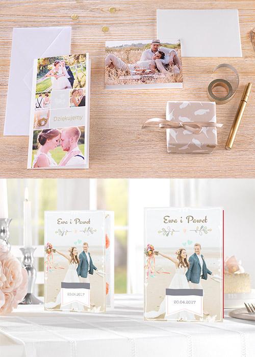 Zaproszenia ślubne to niezwykle istony element ceremonii ślubnej. Nadaj im wyjątkowości projektując je samodzielnie z własnymi fotografiami i pomysłem. Jak stworzyć takie małe dzieła sztuki?