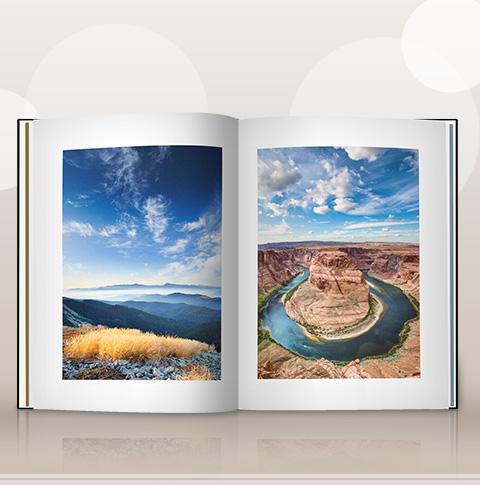 Foto Livro 21 x 28 cm Retrato