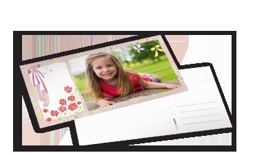 Carte poştală XL personalizată cu fotografie - Cewe.ro