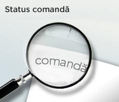 Status comandă - Cewe.ro
