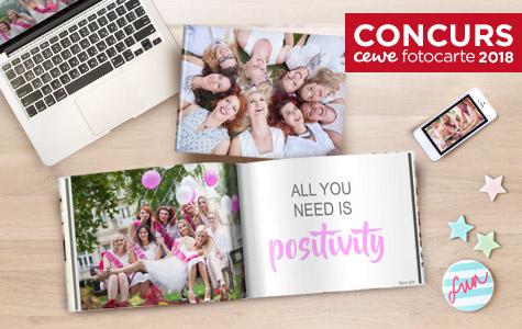 Concurs CEWE FOTOCARTE 2019