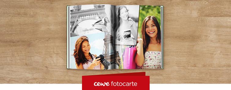 CEWE FOTOCARTE pe hârtie fotografică Extra lucioasă - Cewe.ro