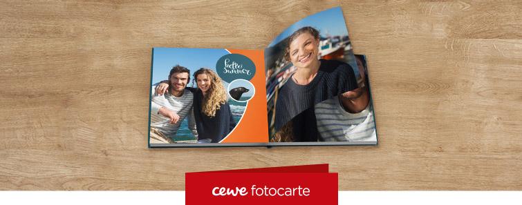 Printare CEWE FOTOCARTE Pătrată pe hârtie fotografică mată– Cewe.ro
