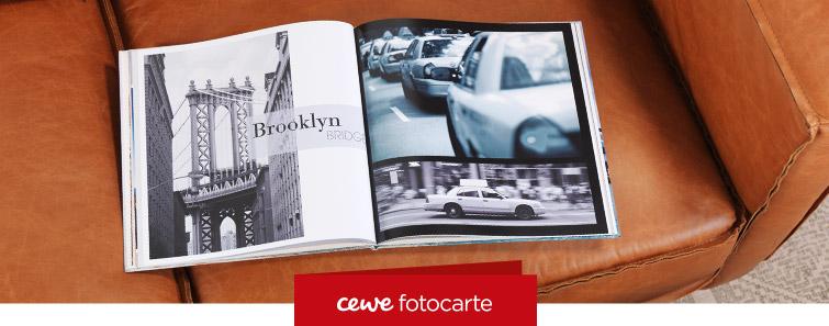 CEWE FOTOCARTE XL personalizată - Cewe.ro
