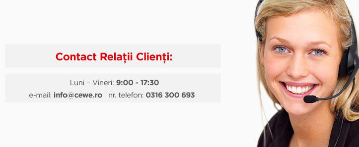 Contact Relatii Clienti - Cewe.ro