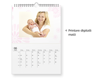 Calendar de perete A3 - Cewe.ro