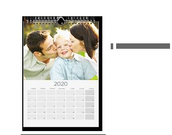Calendar de Perete A4 - Cewe.ro
