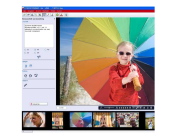 Avantajele comenzii cu software-ul CEWE FOTOLUMEA Mea