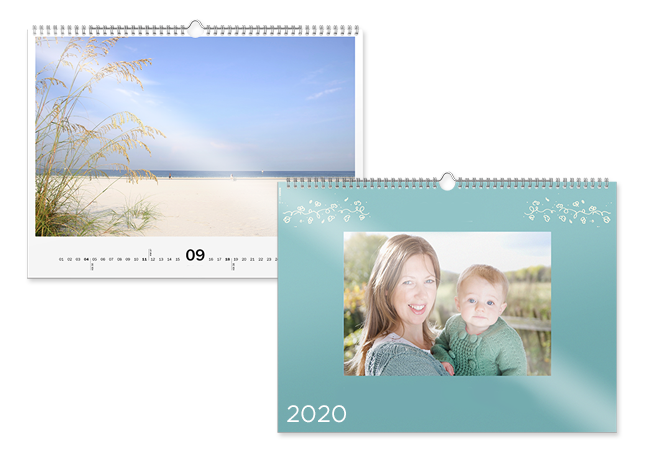 Personalizare Calendar de perete A3