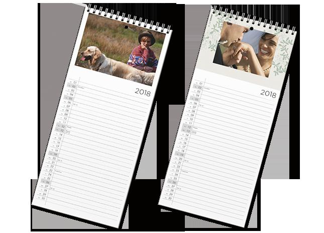 Personalizare Calendar de bucătărie
