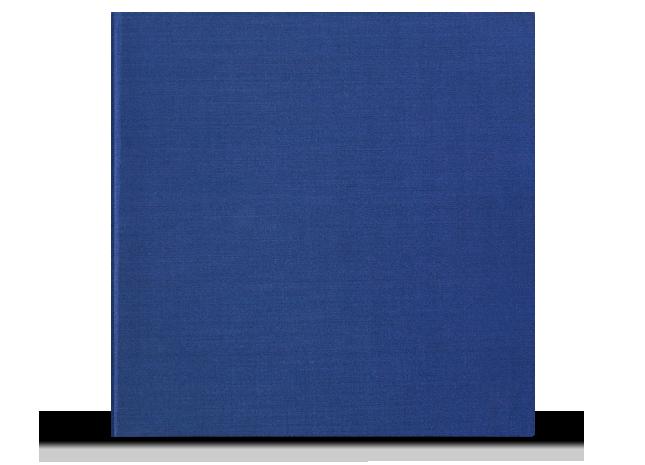 Copertă de pânză premium albastră