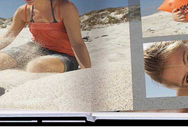 CEWE FOTOCARTE Compactă pe hârtie fotografică mată copertă tare