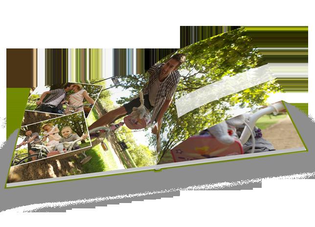 CEWE FOTOCARTE XL pe hârtie fotografică mată