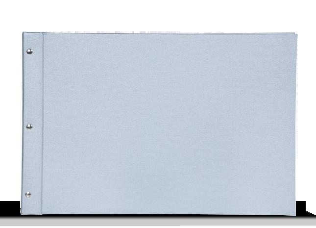 CEWE FOTOCARTE XXL Panoramică - Copertă de pânză premium Arginitu