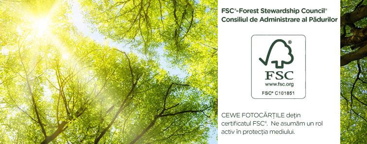 FSC - CEWE FOTOCARTE