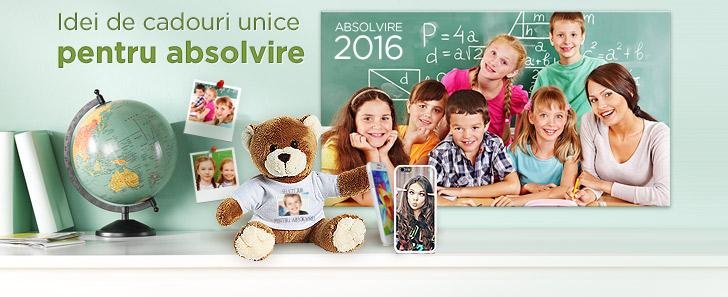 Idei de cadouri creative pentru absolvire - Cewe.ro