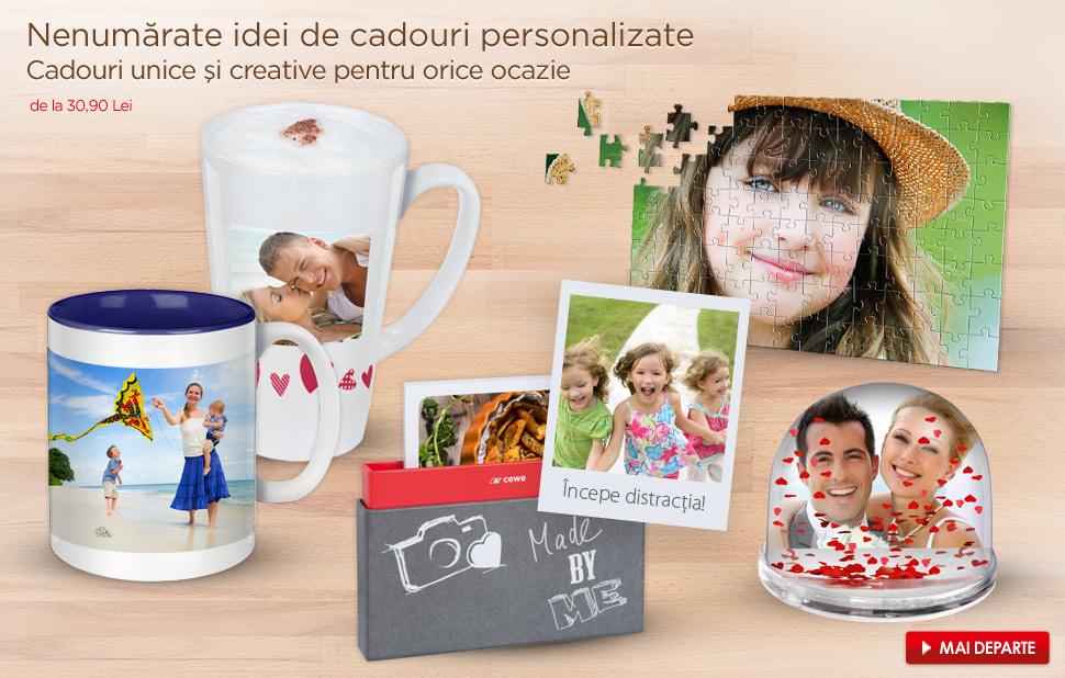 Obiecte cadou personalizate de dumneavoastra