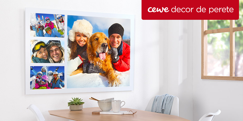 CEWE DECOR DE PERETE