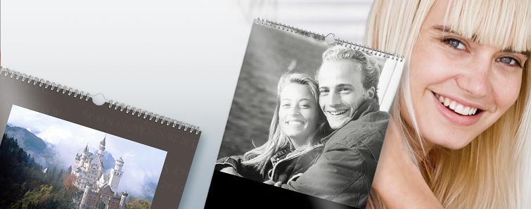 Personalizare Calendar de perete A2 - Cewe.ro