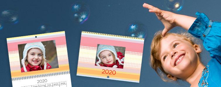 Comandă online Calendar A3 tip agendă cu poză - Cewe.ro